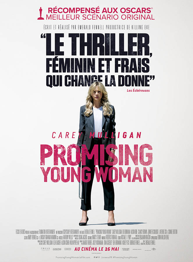 Promising Young Woman, affiche 2021