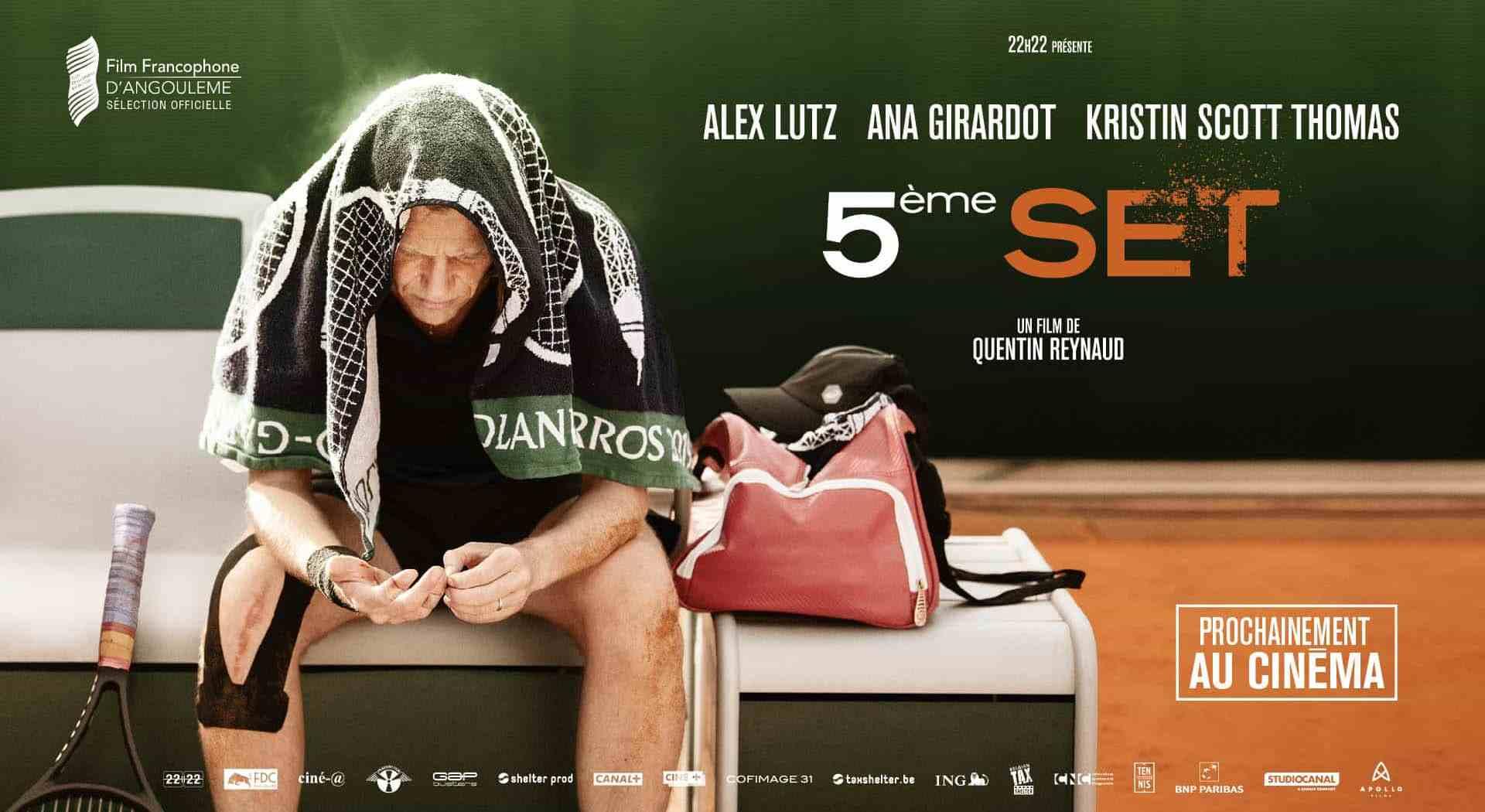 5ème Set avec Alex Lutz, affiche