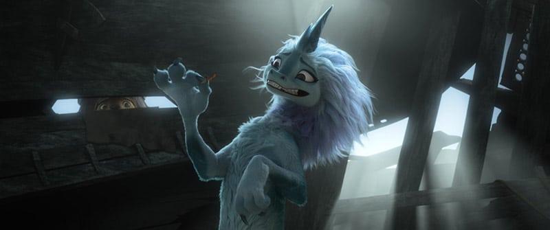 Sisu dans Raya et le dernier dragon