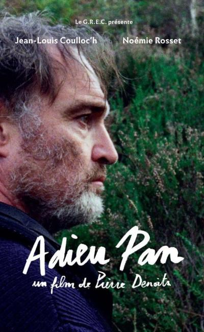Affiche du court-métrage Adieu Pan