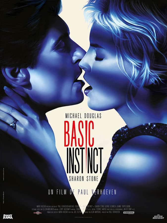 Basic Instinct, affiche de la reprise 2021