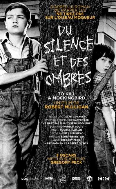 Du silence et des ombres, l'affiche de la reprise 2017