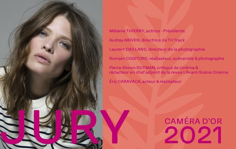 Jury Caméra d'or 2021