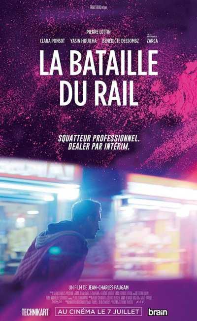 La bataille du rail, affiche