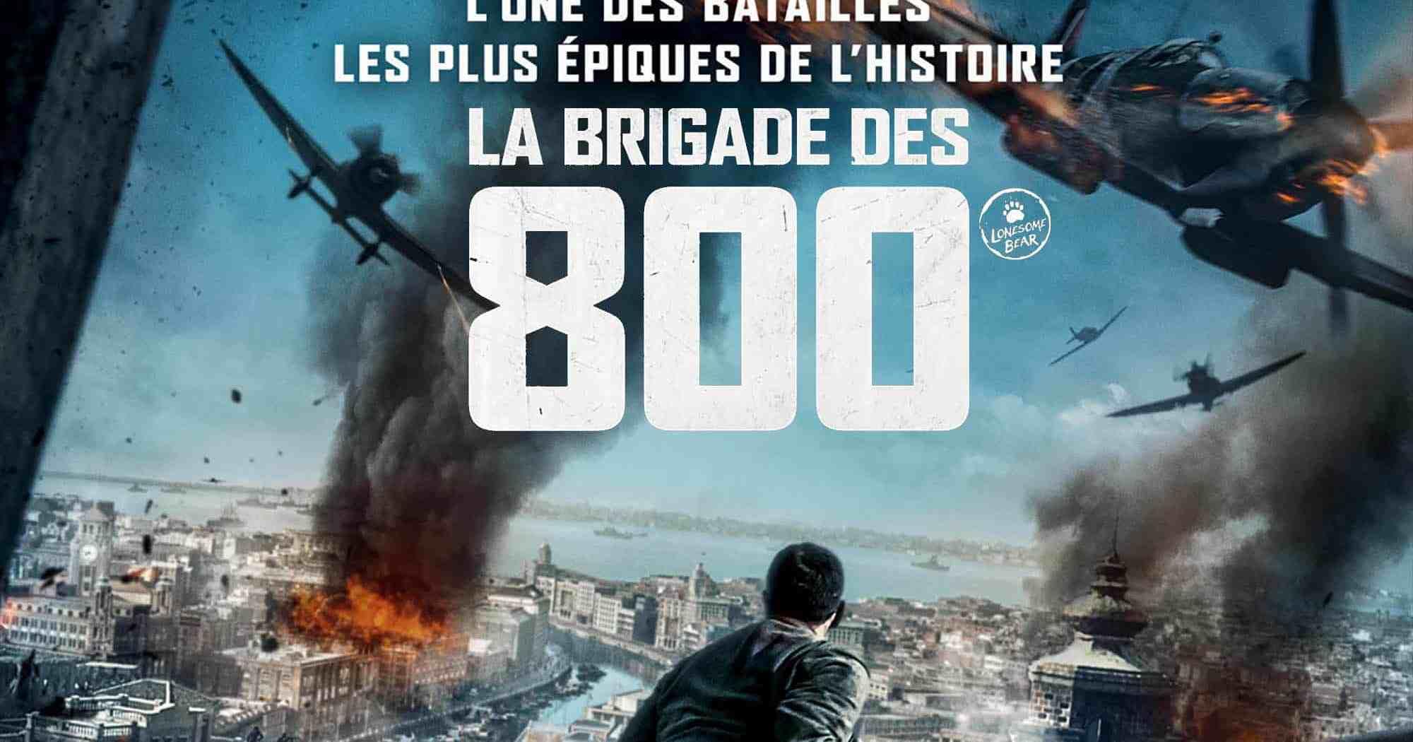 La brigade des 800, bande-annonce