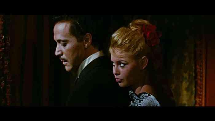 Brigitte Bardot dans La femme et le pantin (version restaurée)