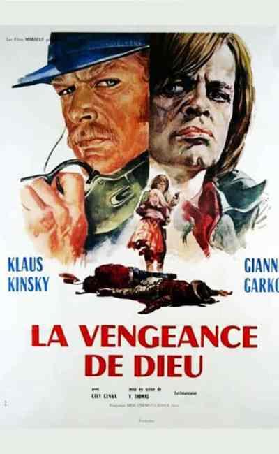 La vengeance de dieu, affiche cinéma France (Il Venditore di morte)