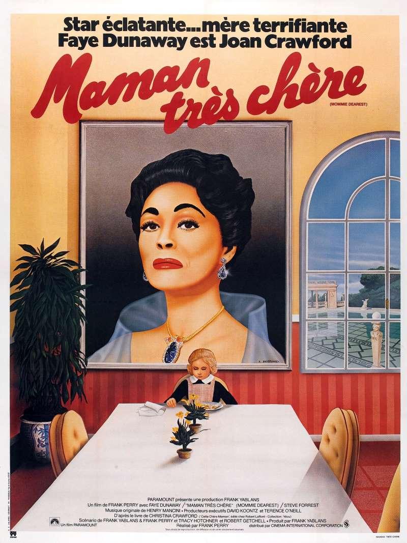 Maman très chère, l'affiche