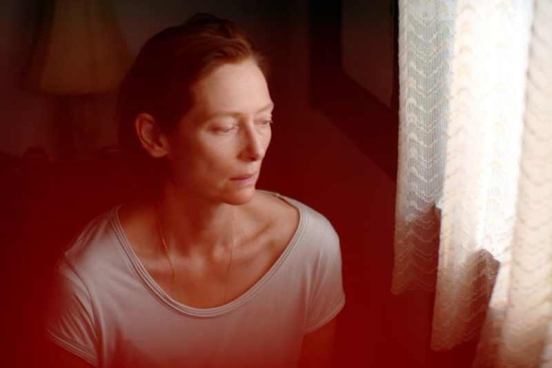 Tilda Swinton dans Memooria