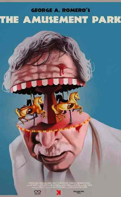 The Amusement Park, affiche du film de George A. Romero