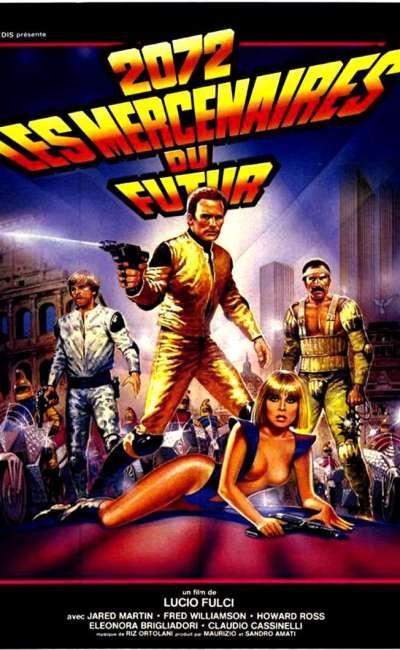 2072, les mercenaires du futur, l'affiche