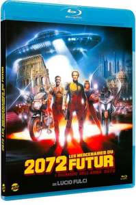 2072, les mercenaires du futur, jaquette blu-ray
