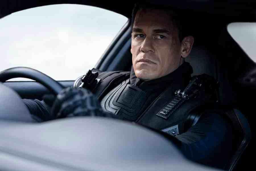 John Cena à fond dans Fast & Furious 9