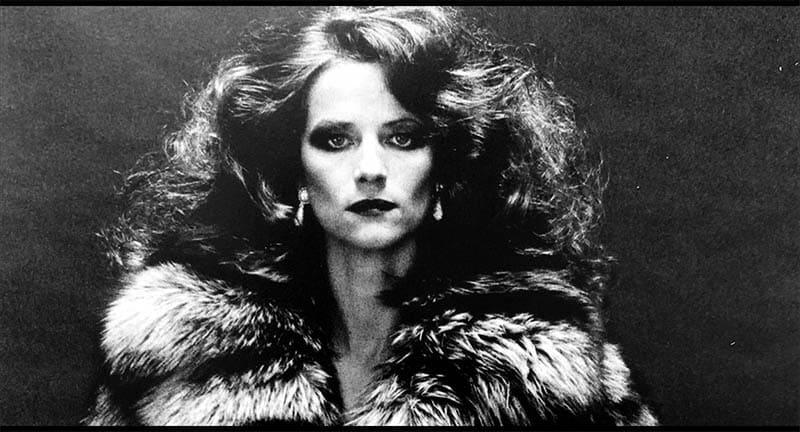 Charlotte Rampling photographiée par Helmut Newton