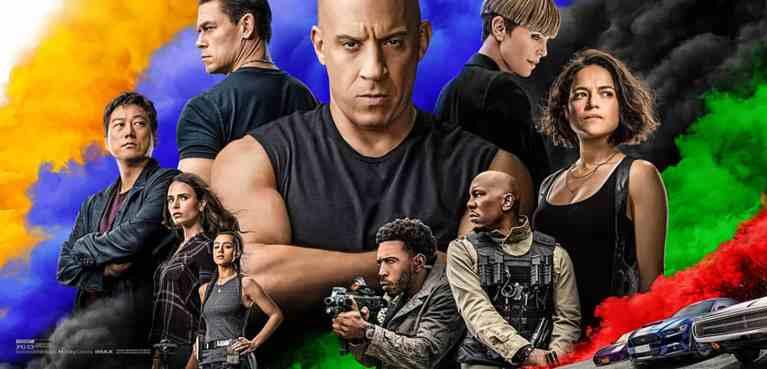 Box-office 5 jours (21-25 juillet 2021) : Fast & Furious 9 s'effondre, la fréquentation avec lui