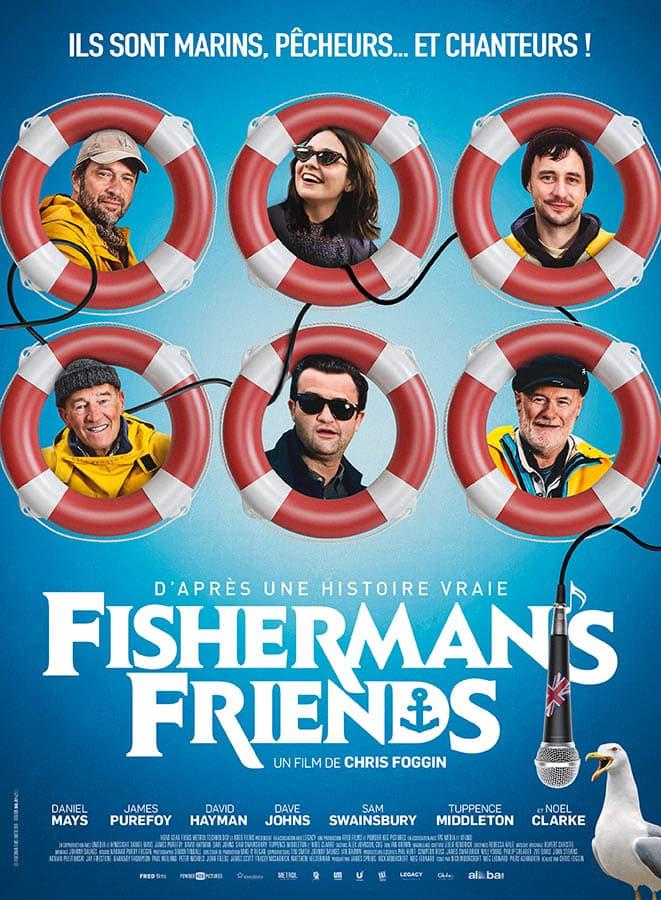 Affiche de Fisherman's Friends de Chris Foggin