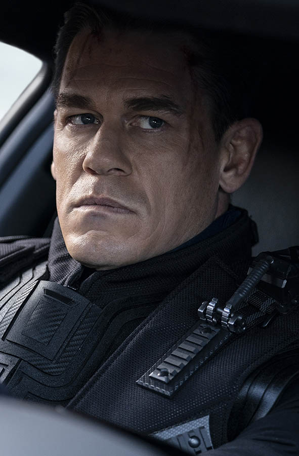 John Cena, frère de Vin Diesel dans Fast & Furious 9