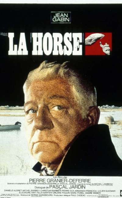 La horse, l'affiche