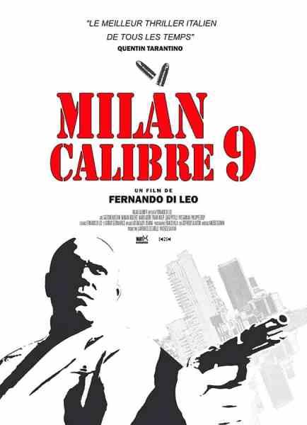 Milan Calibre 9, affiche reprise 2021