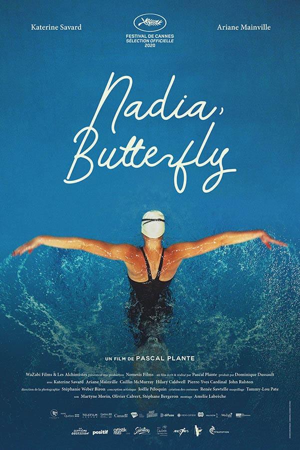 Nadia Butterfly, affiche du film