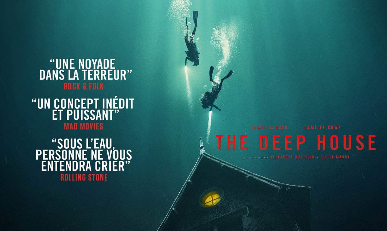 The Deep House box-office