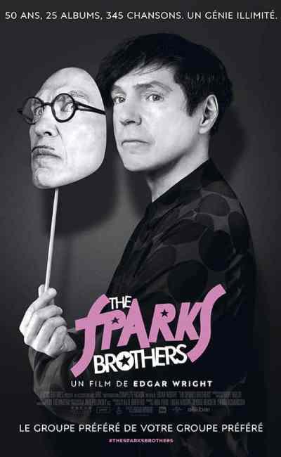 Affiche du film The Sparks Brothers