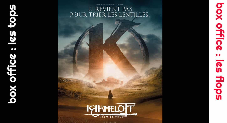 Top Flop : box-office de Kaamelott, premier chapitre