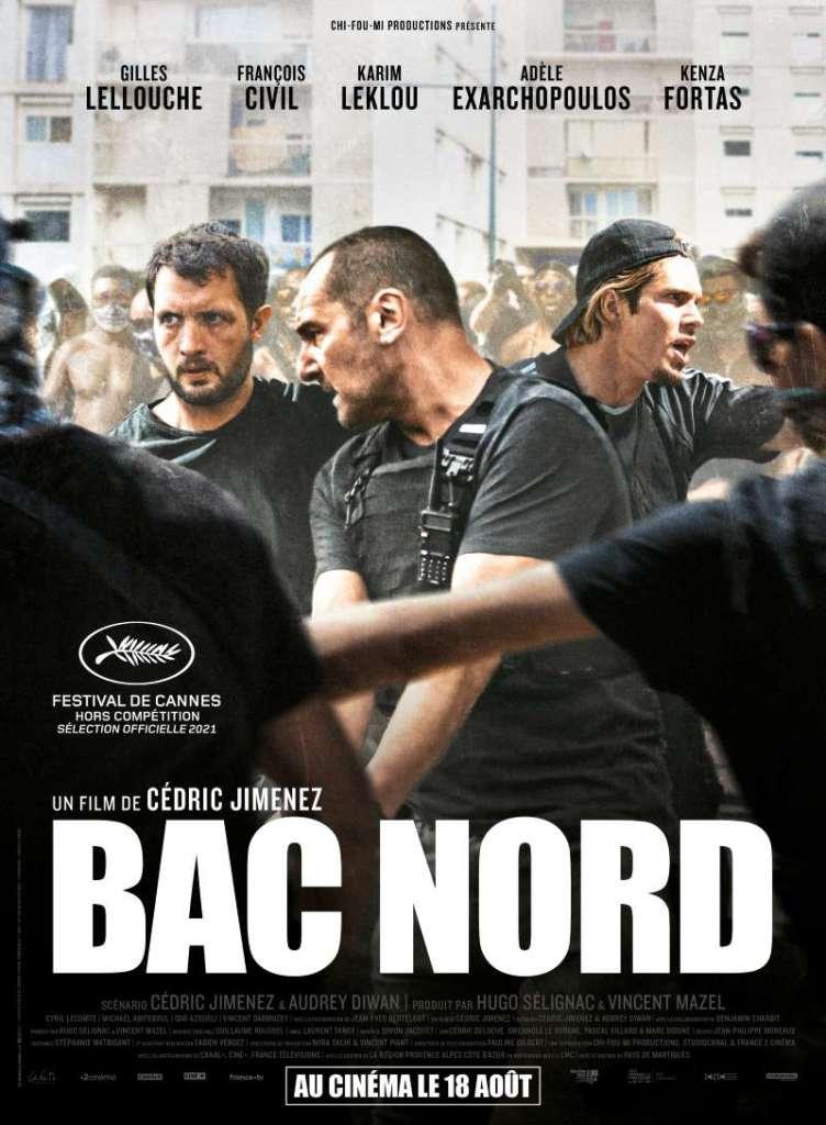BAC Nord, l'affiche