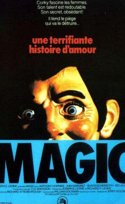 Magic, l'affiche