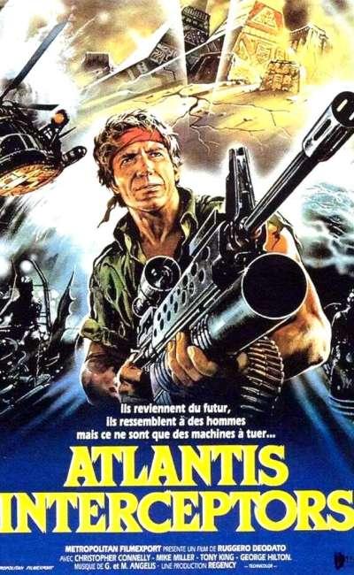 Atlantis interceptors, l'affiche