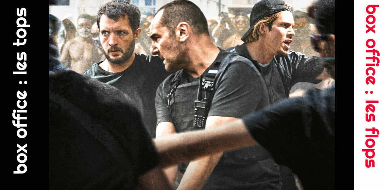 Box-office France : Semaine du 18 août, Top Flop