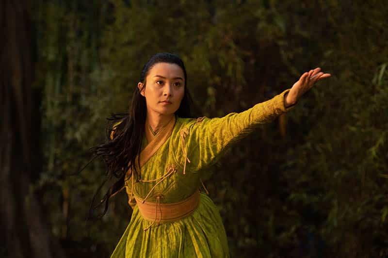 Fala Chen est Ying Li dans Shang-Chi : légende des dix anneaux