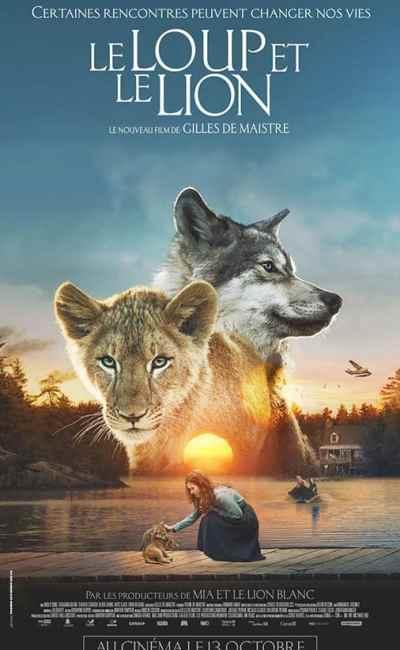 Le loup et le lion, affiche définitive
