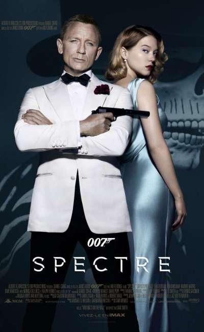 007 Spectre, l'affiche