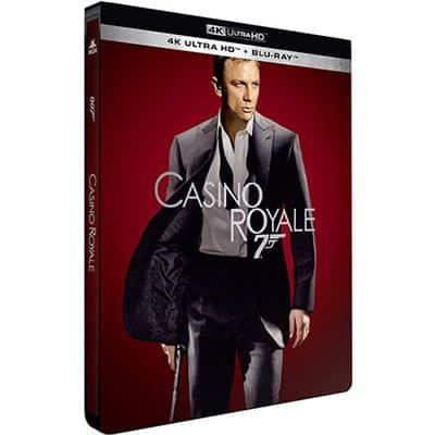 Casino Royale en 4K