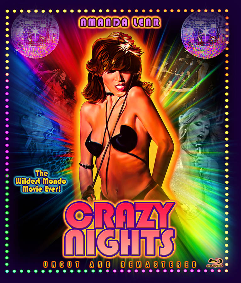 Follow Me (Crazy Nights), blu-ray Full Moon, 2021