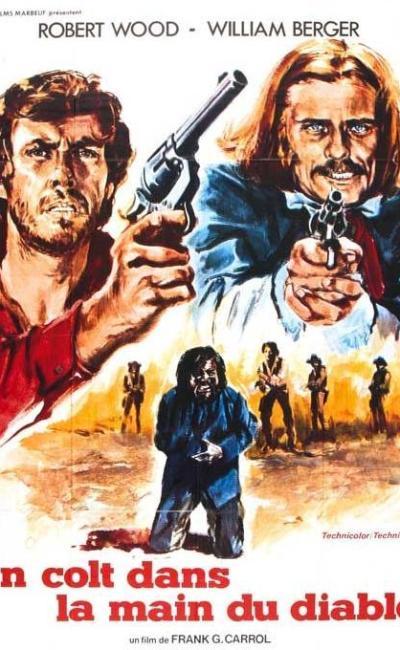 Affiche du film un colt dans la main du diable