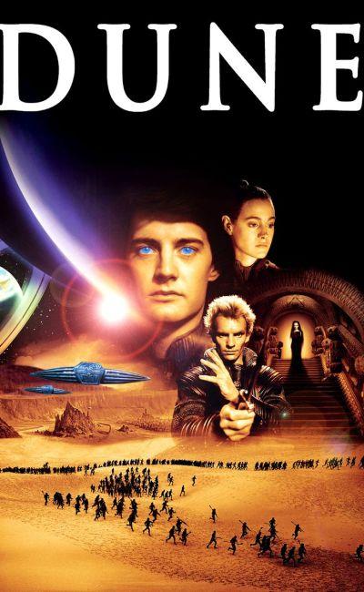 Dune, jaquette VOD