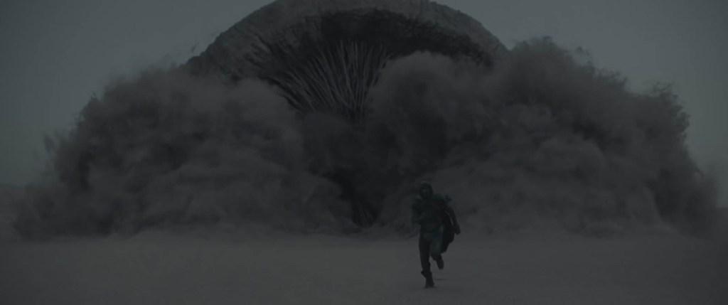 Les vers des sables de Dune (2021)