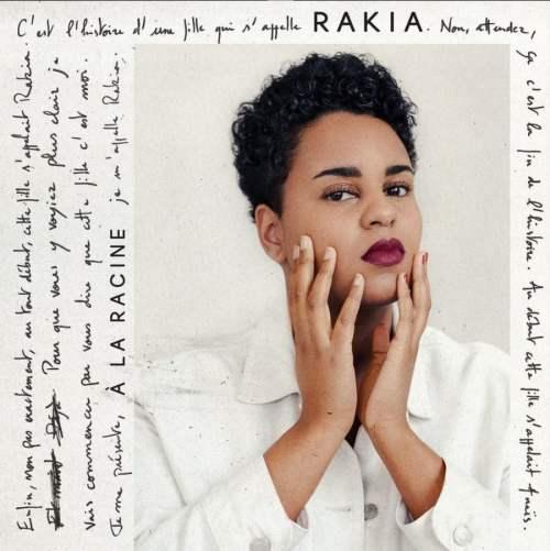 Rakia, pochette album A la racine