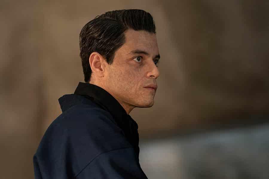 Rami Malek, dans Demain peut attendre