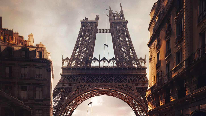 Eiffel, pré-affiche