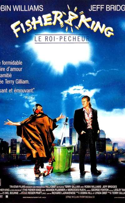 Fisher King, l'affiche