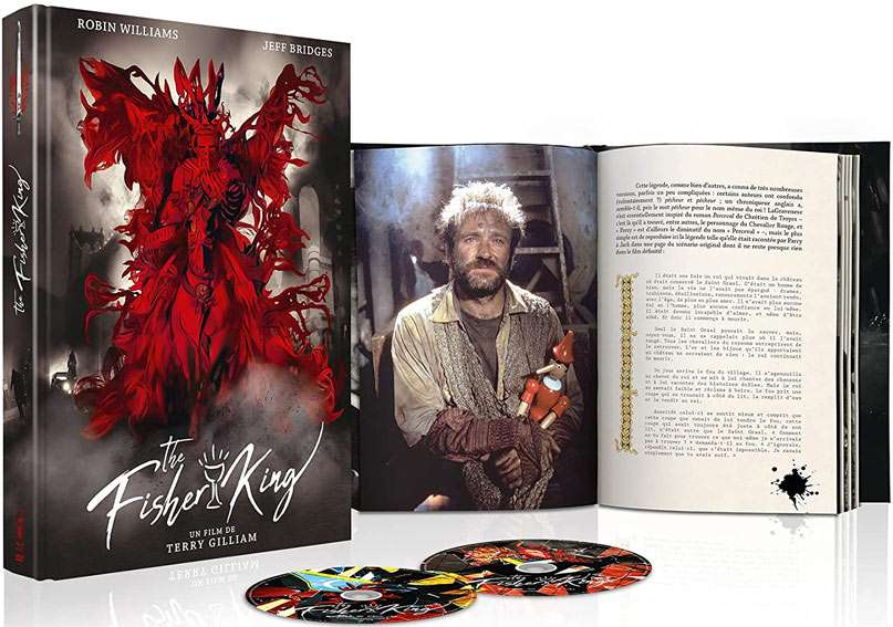Fisher King, mediabook