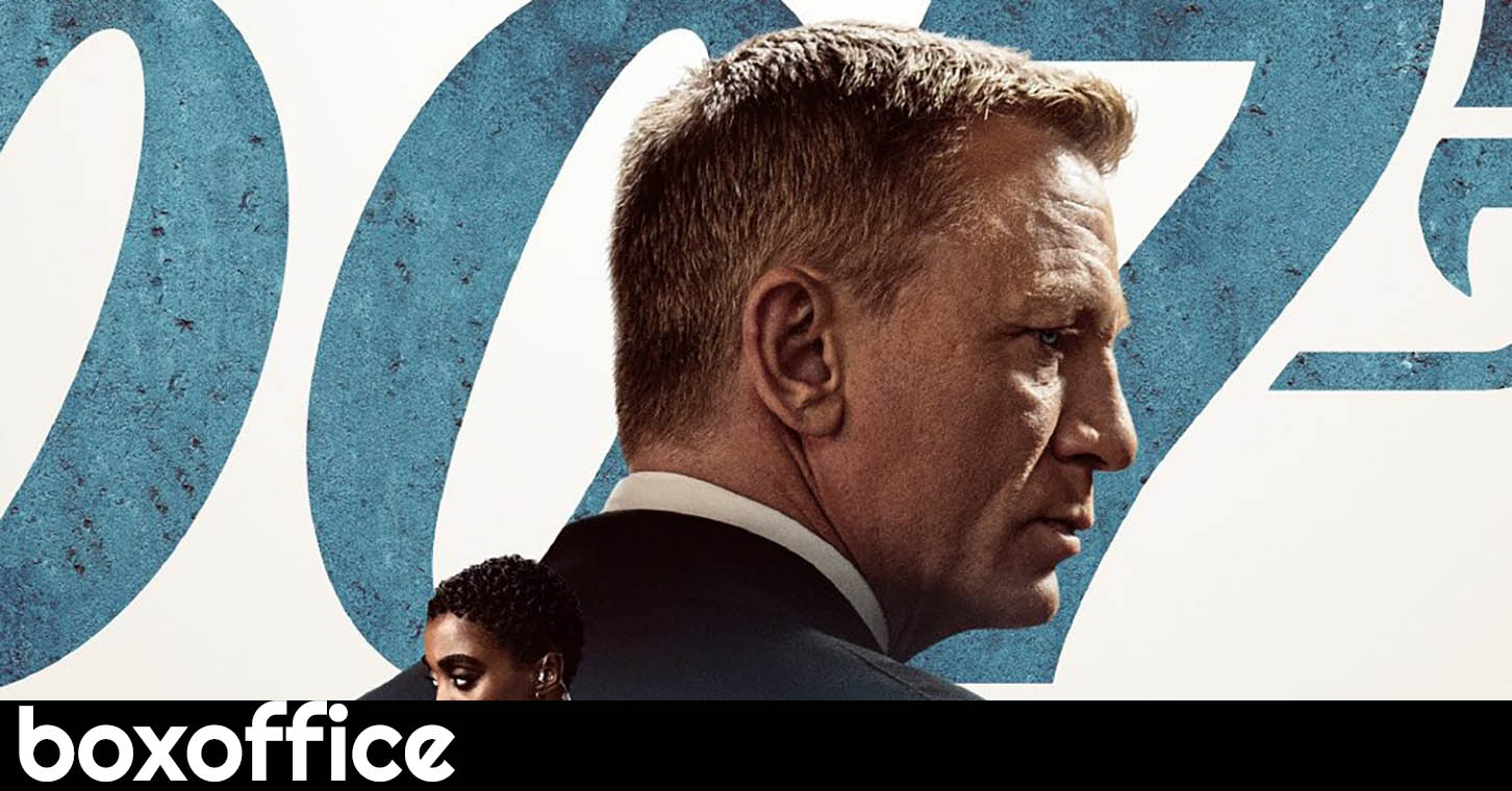 James Bond, Mourir peut attendre, au box-office