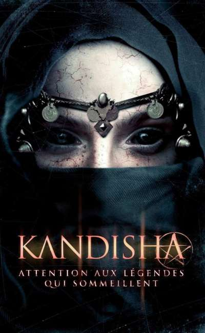Kandisha, l'affiche VOD