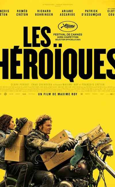 Les héroïques, affiche du film