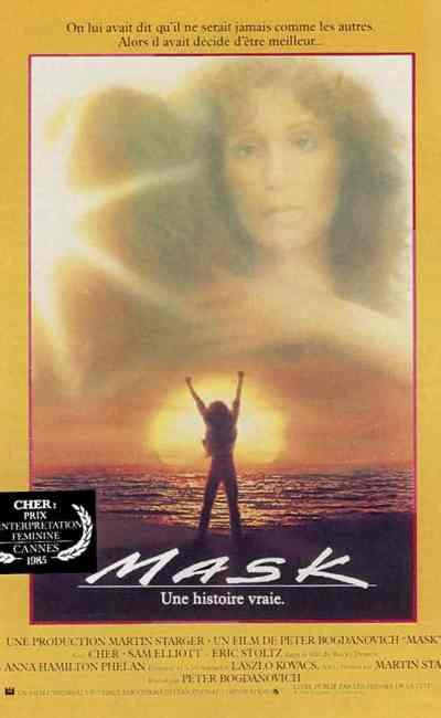 Mask, affiche du film de Peter Bogdanovich