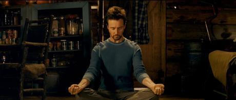 Bruce Banner medita y nosotros respiramos en paz