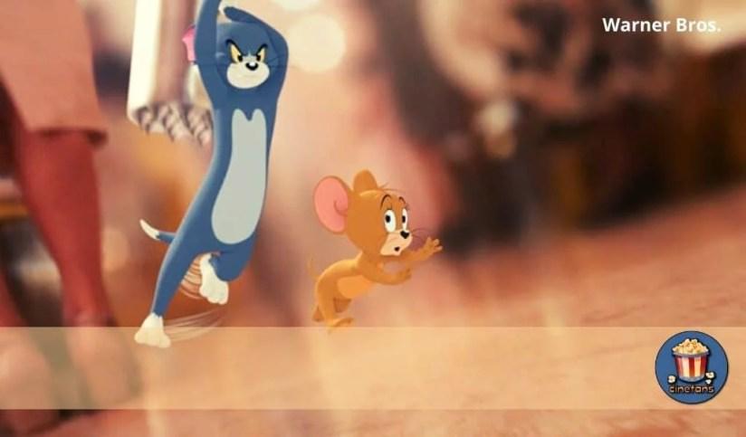 Tom e Jerry - Um episódio de televisão com 90 minutos.